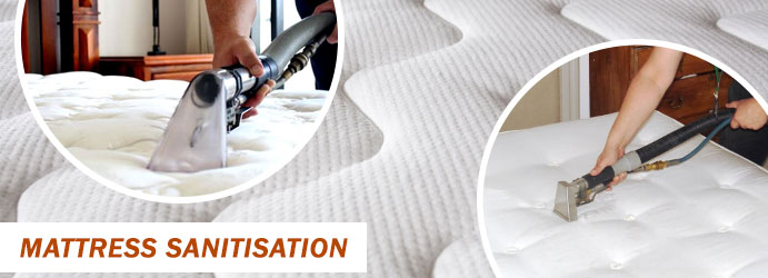 Mattress Sanitisation Silver Sands