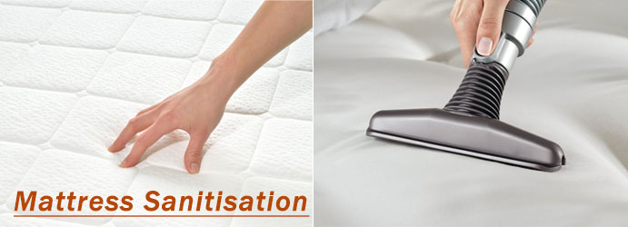 Mattress Sanitisation Mount Hallen