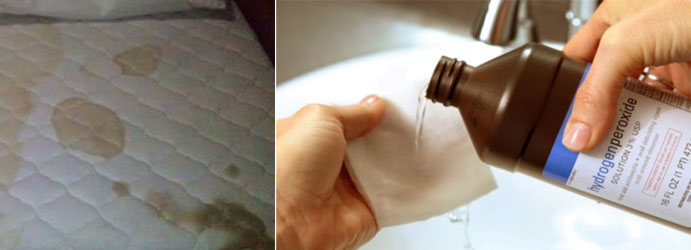 Remove Stains From Mattress With Hydrogen Peroxide