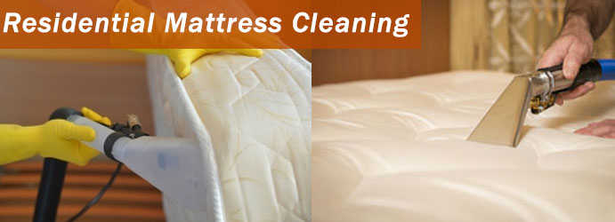 Residential Mattress Cleaning