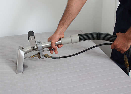 Mattress Cleaning Indented Head