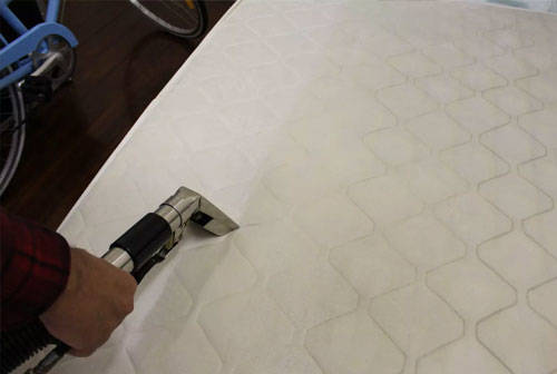 Same Day Mattress Cleaning Indented Head