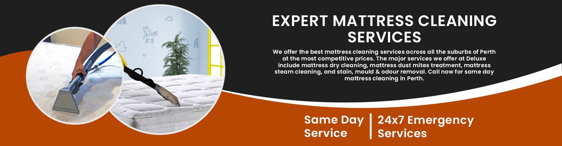 Expert Mattress Cleaning Services