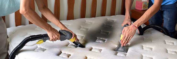 Professional Mattress Stain Removal