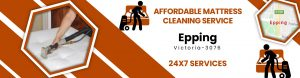 Mattress Cleaning Epping