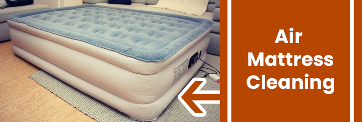 Air Mattress Cleaning Service