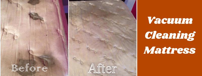 Vacuum Cleaning Mattress