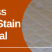Easy Way to Remove Blood Stains From The Mattress