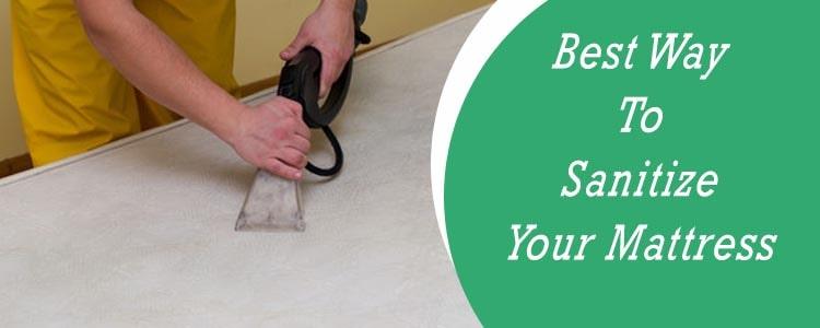 Best Ways To Sanitize Your Mattress